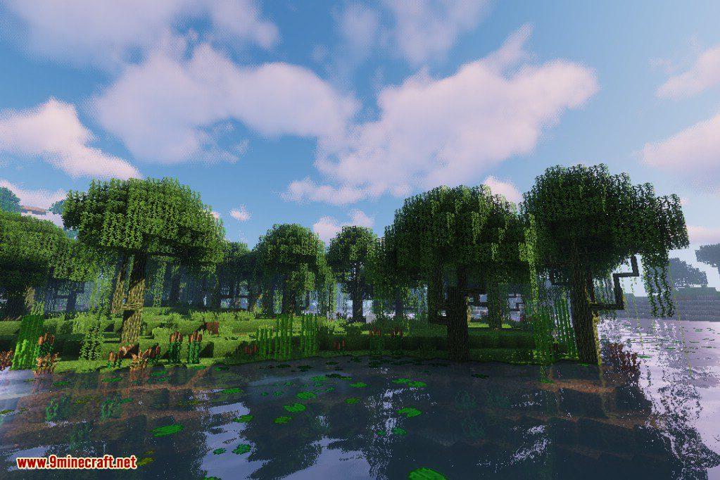 Dynamic Trees Biomes O' Plenty Compat Mod Screenshots 2