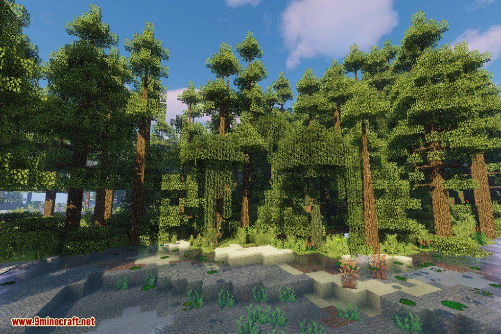 Dynamic Trees Biomes O' Plenty Compat Mod Screenshots 21