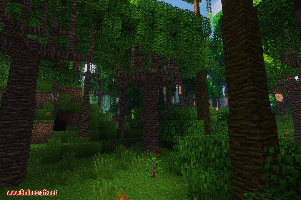 Dynamic Trees Biomes O' Plenty Compat Mod Screenshots 22