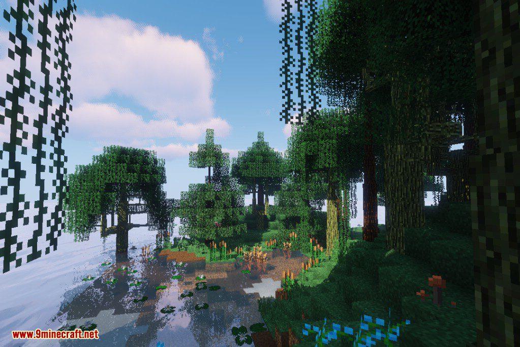 Dynamic Trees Biomes O' Plenty Compat Mod Screenshots 24