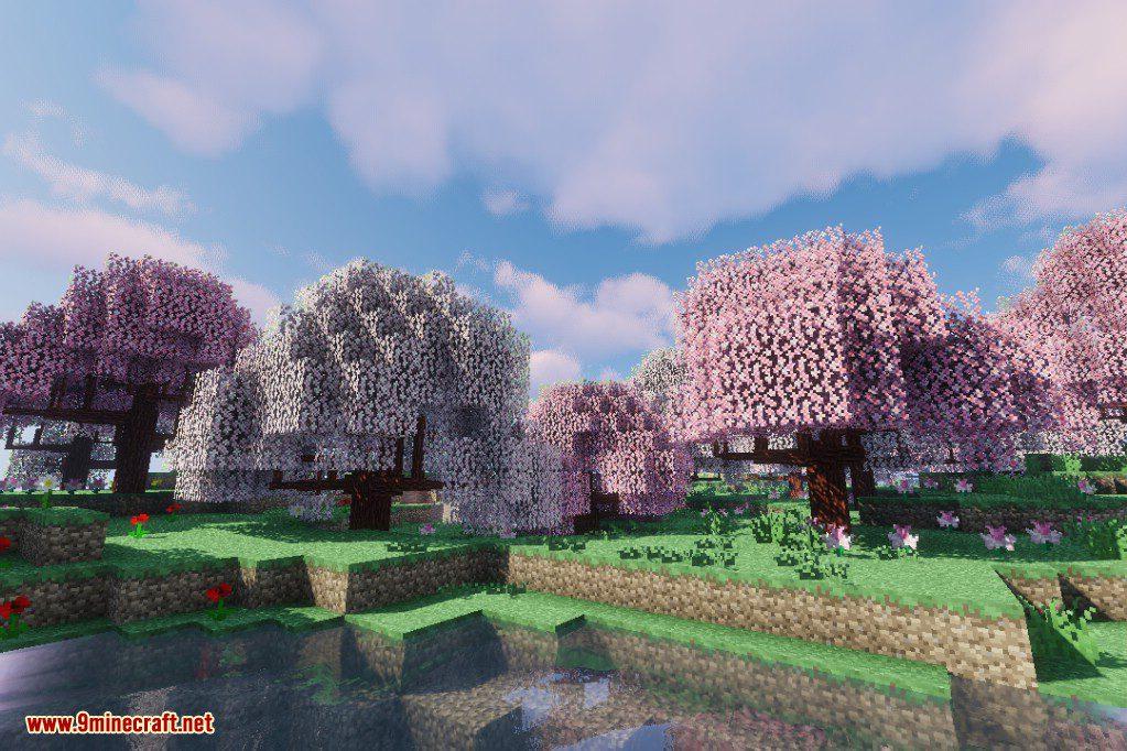 Dynamic Trees Biomes O' Plenty Compat Mod Screenshots 4