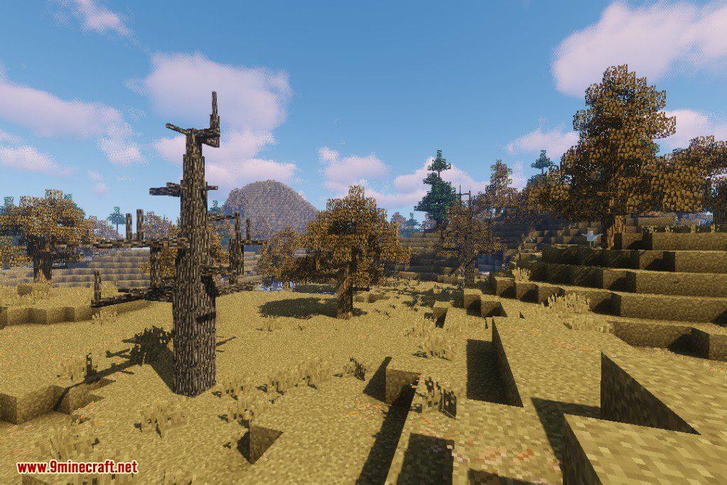 Dynamic Trees Biomes O' Plenty Compat Mod Screenshots 6
