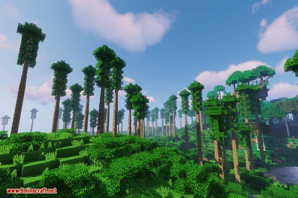 Dynamic Trees Biomes O' Plenty Compat Mod Screenshots 7
