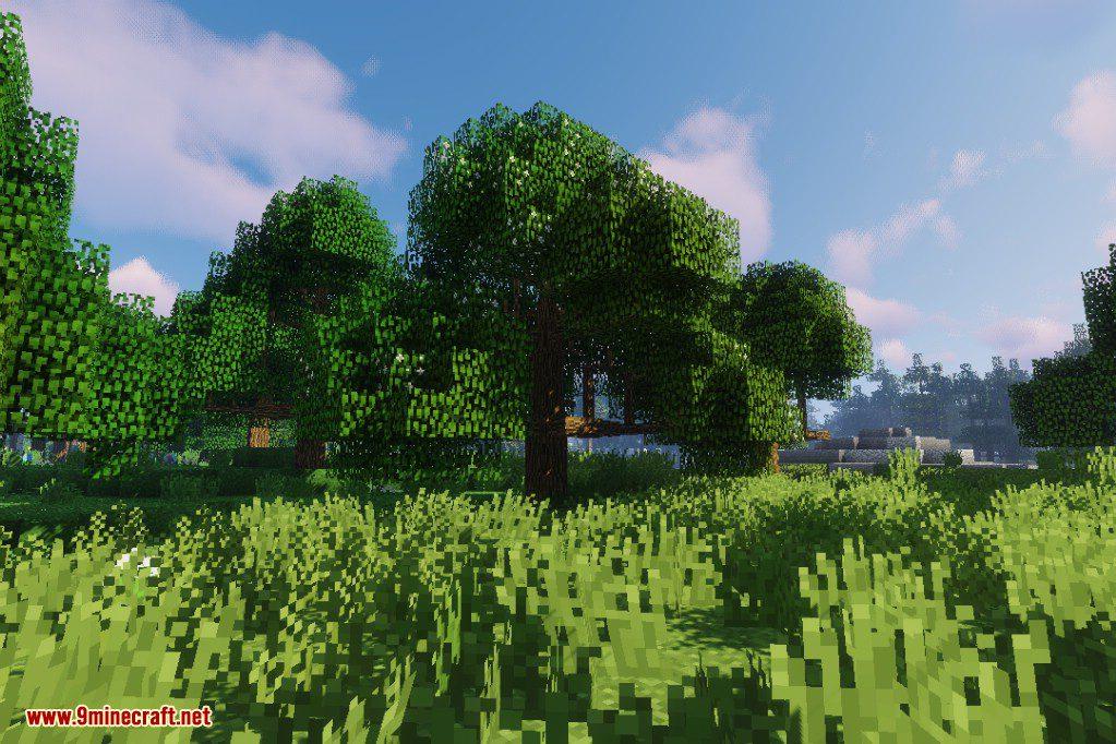 Dynamic Trees Biomes O' Plenty Compat Mod Screenshots 9