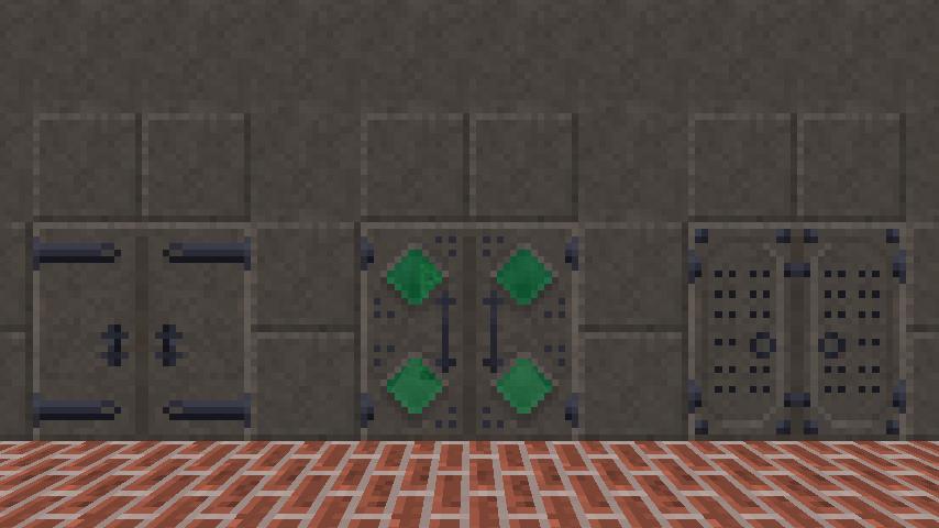 Engineer's Doors Mod Screenshots 2