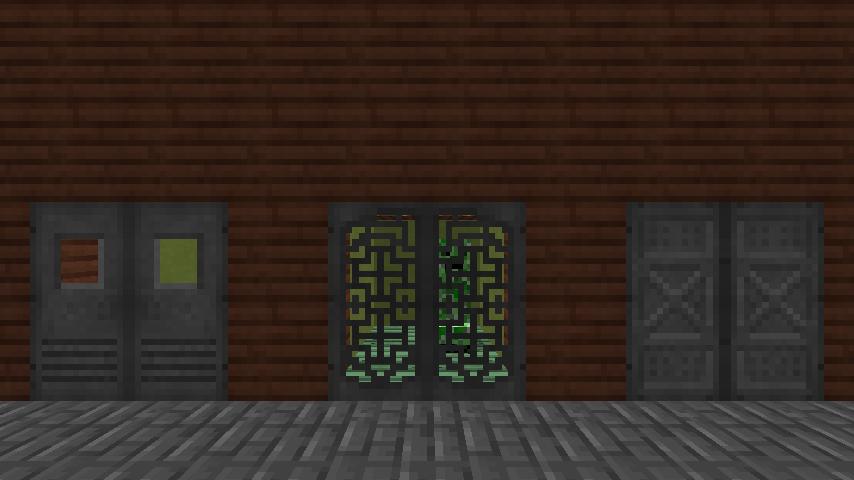 Engineer's Doors Mod Screenshots 3