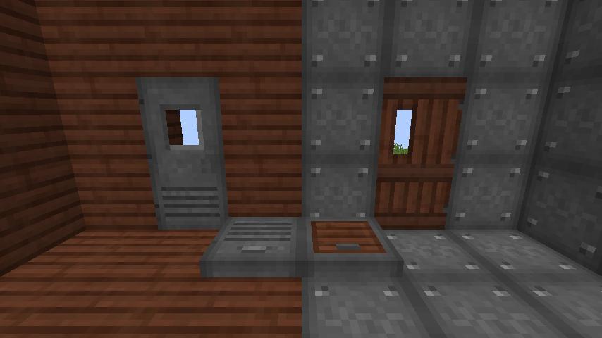 Engineer's Doors Mod Screenshots 5