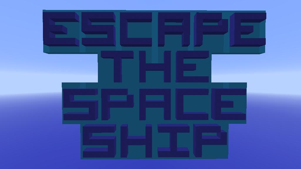 Escape the Space Ship Map Thumbnail