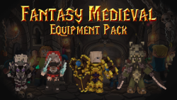 Fantasy Medieval Equipment Resource Pack