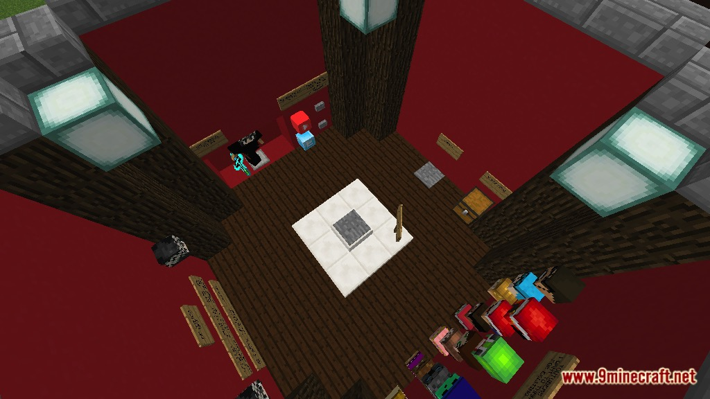 Find One Button Huge House Map Screenshots (2)