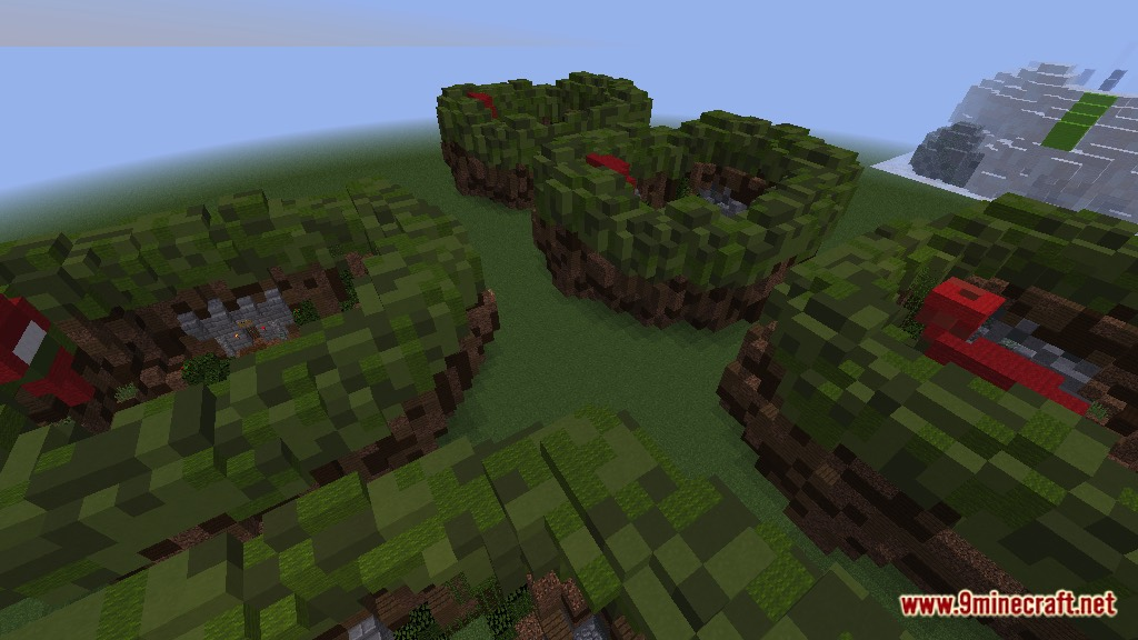 Find the button V3 Map Screenshots 3