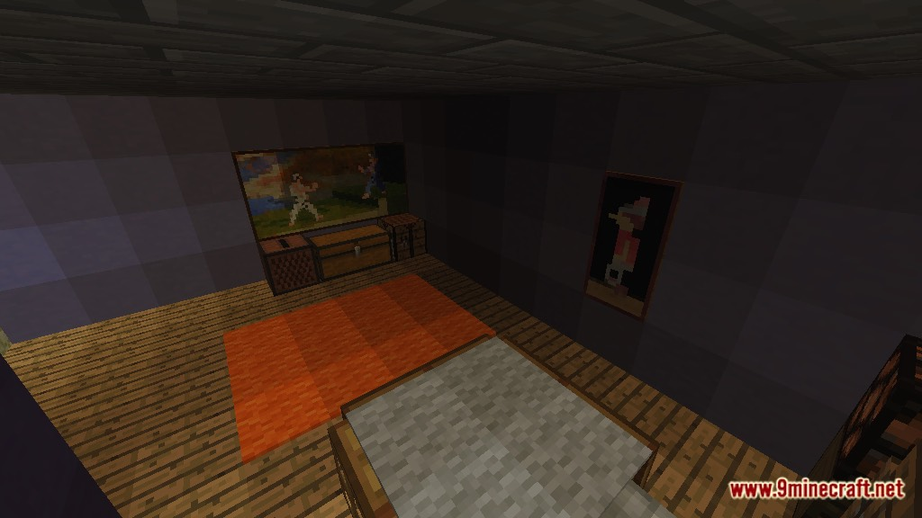 Find the button- Woodlin Mansion Map Screenshots 11