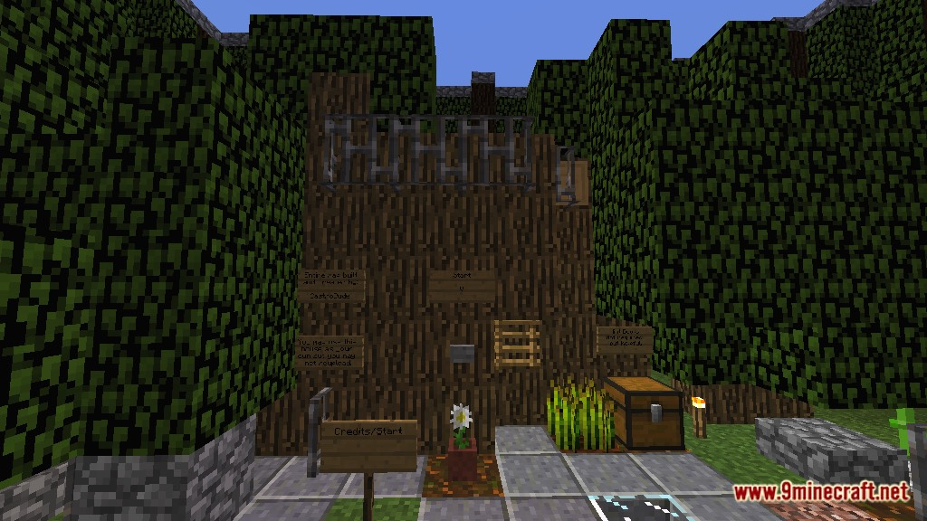 Find the button- Woodlin Mansion Map Screenshots 4
