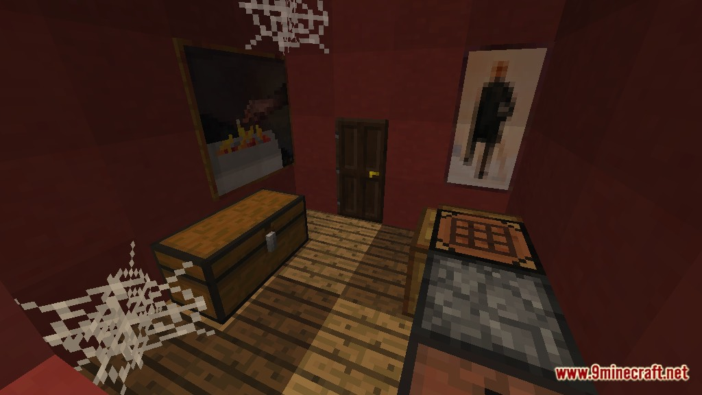 Find the button- Woodlin Mansion Map Screenshots 5