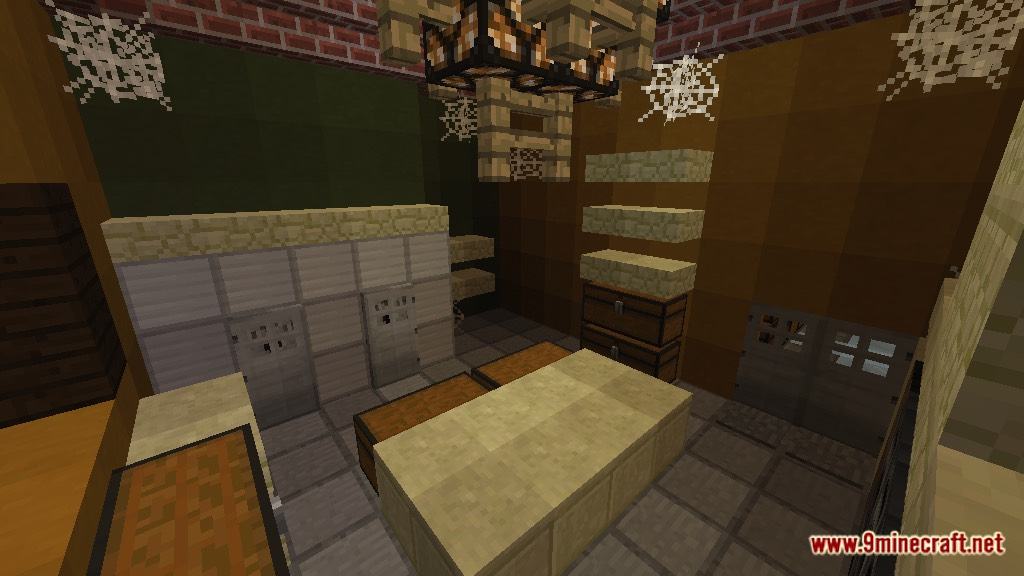 Find the button- Woodlin Mansion Map Screenshots 7