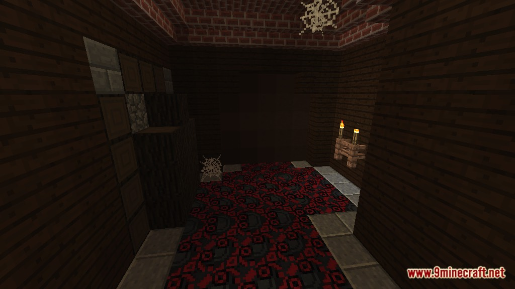 Find the button- Woodlin Mansion Map Screenshots 8