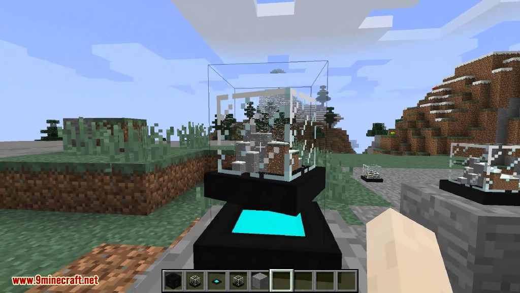 Globe Mod 1 12 2 (Minimize the World into the Box