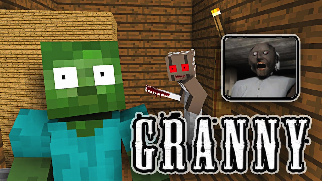 Granny Map 1122 112 for Minecraft 9MinecraftNet