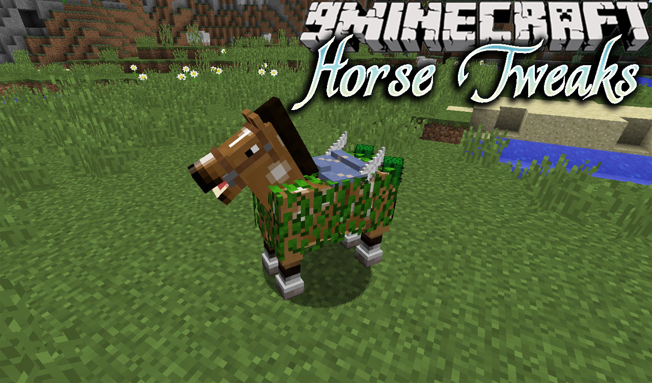 Horse Tweaks Mod 1 12 2 (Horse Upgrades) - 9Minecraft Net