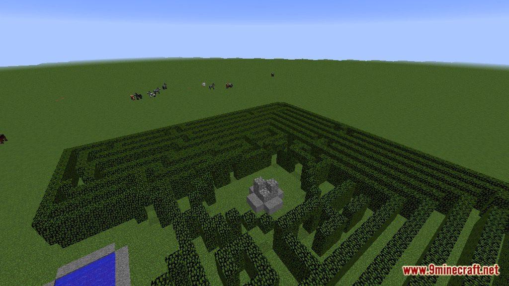 Horta Maze Map Screenshots 2
