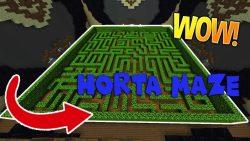 Horta Maze Map Thumbnail