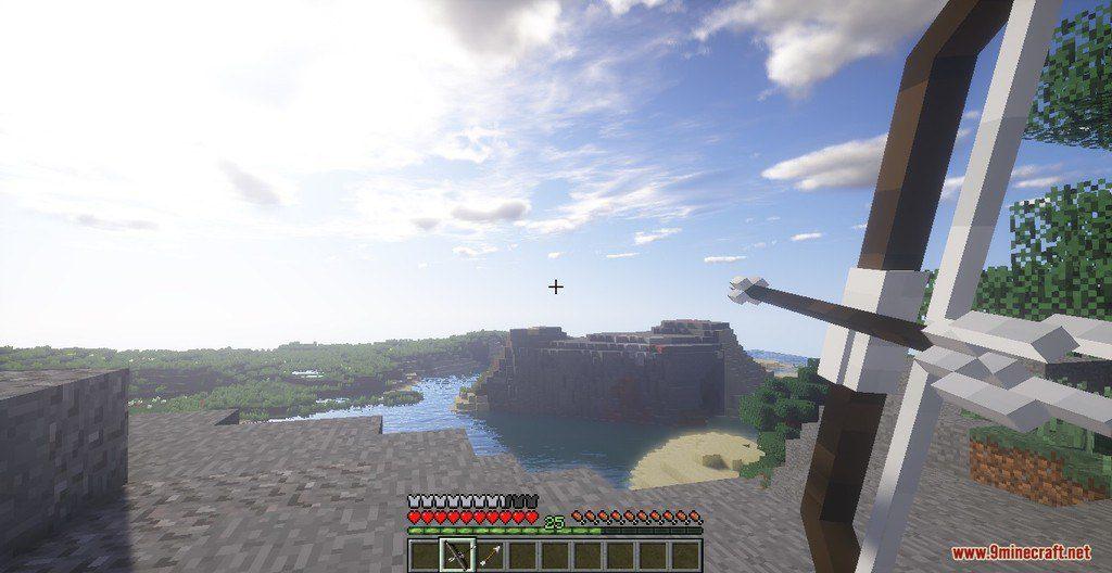 Hunter's 3D Survival Resource Pack Screenshots 1