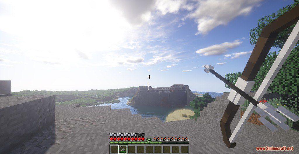 Hunter's 3D Survival Resource Pack Screenshots 2