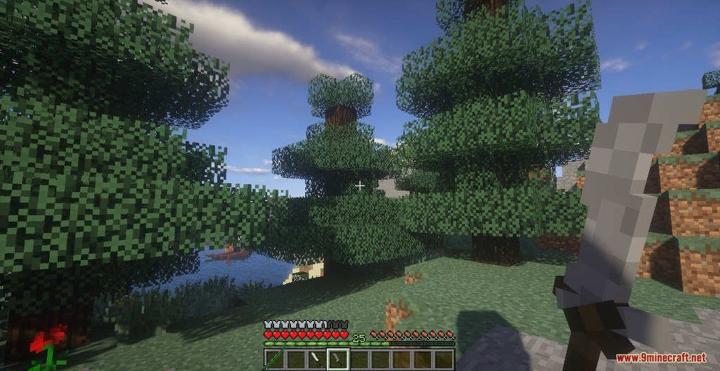 Hunter's 3D Survival Resource Pack Screenshots 4