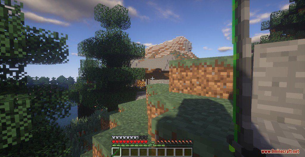 Hunter's 3D Survival Resource Pack Screenshots 6