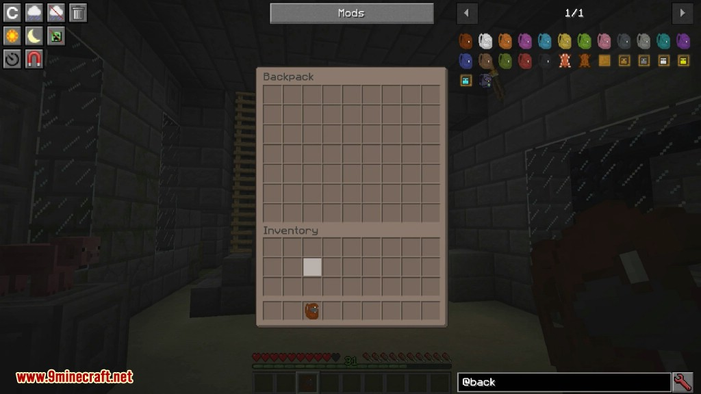 Improved Backpacks Mod Screenshots 10