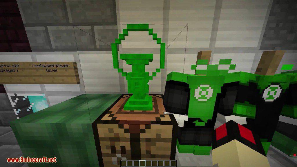 Lantern Corps Universe Mod 1 12 2 (Become the Green Lantern