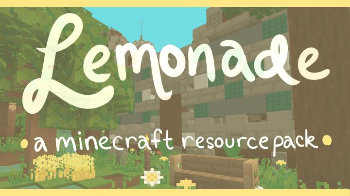 Lemonade Resource Pack