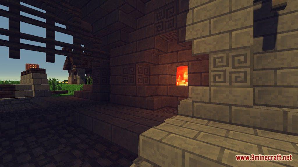 Medieval Fantasy Town Map Screenshots 3