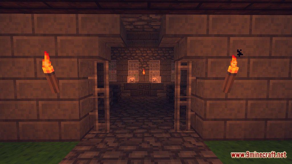 Medieval Fantasy Town Map Screenshots 8
