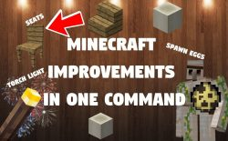 Minecraft Improvements Command Block