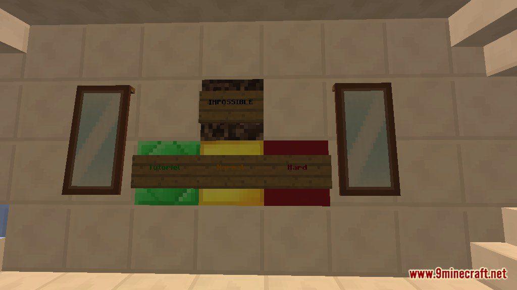 Mirror Parkour 1 vs 1 Map Screenshots 2