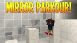 Mirror Parkour 1 vs 1 Map Thumbnail