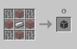 Nether Utils Mod Crafting Recipes 1