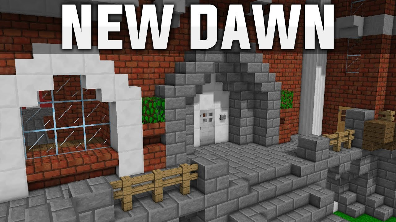 New Dawn Resource Pack
