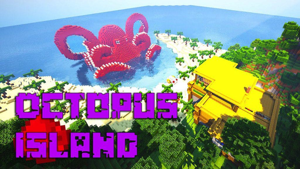 Octopus Island Map Thumbnail