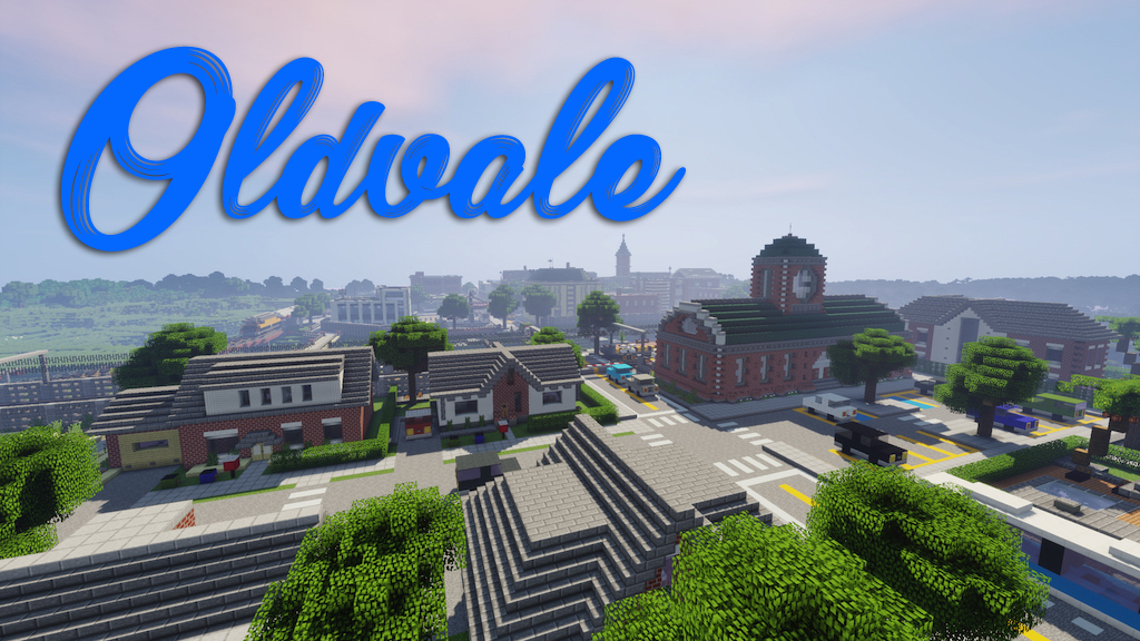 Oldvale Map 1.12.2/1.12 for Minecraft - 9Minecraft.Net