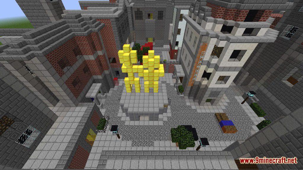 Overwatch King's Row Map Screenshots 7