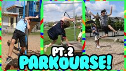 Parkourse II Map Thumbnail