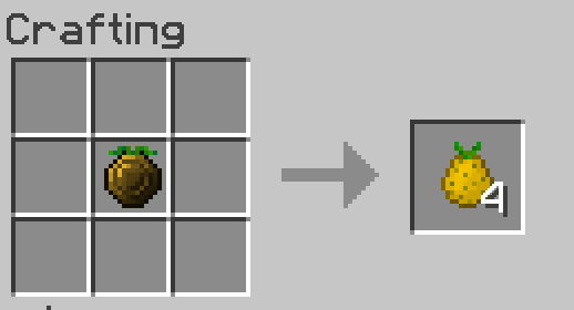 Pinecraft Mod Crafting Recipes 1