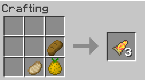 Pinecraft Mod Crafting Recipes 3