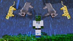 Raining Cats and Dogs Mod