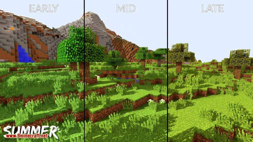 Serene Seasons Mod Screenshots 11