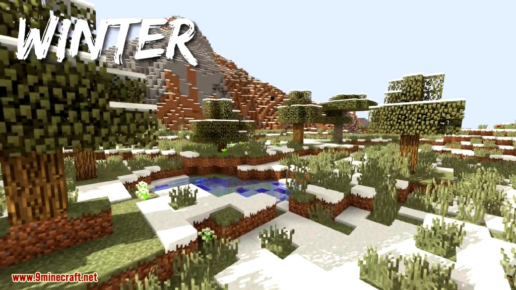 Serene Seasons Mod Screenshots 7