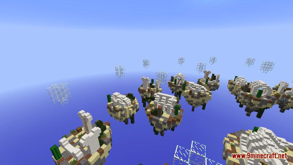 Skywars – Bones Map Screenshots (1)