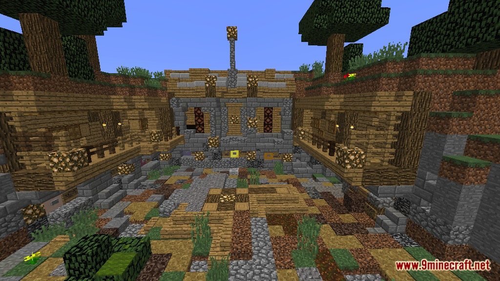 Sorcerer's Demise Map Screenshots 5